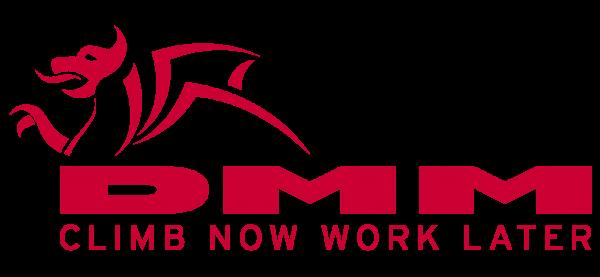 logo DMM Climbing partenaire Greenspits 2017 la fête du spit #2
